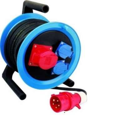 Удлинитель электрический на катушке 20м 230V-380V