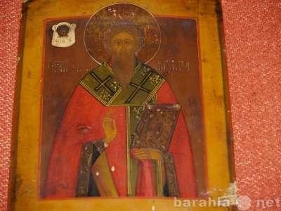 Икона Святого Священномученика Антипы в Санкт-Петербурге Фото 1
