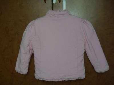 куртка для девочки на осень-весну Англия, MOTHERCARЕ в Челябинске Фото 1