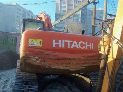 экскаватор Hitachi ZX-200LC-3 в Челябинске Фото 3