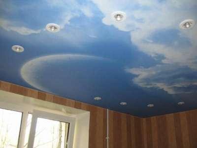 Натяжные потолки от Мир Окон г. Чебоксары Фото 3