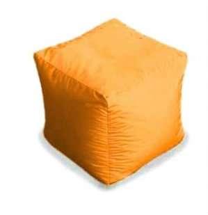 Куб 793309 пуфик светло оранжевый