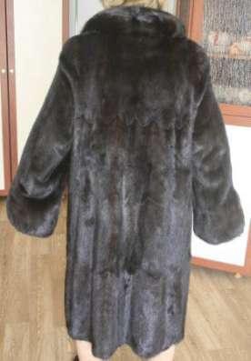 Шуба норковая, размер 48-50 (XL) в Магнитогорске Фото 1