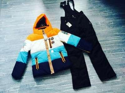 Качественные новые теплые женские костюм Bogner зима