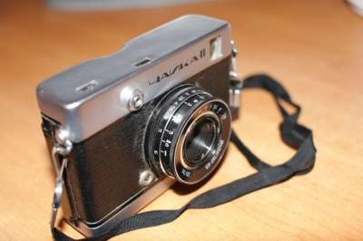 фотоаппарат Чайка Чайка II
