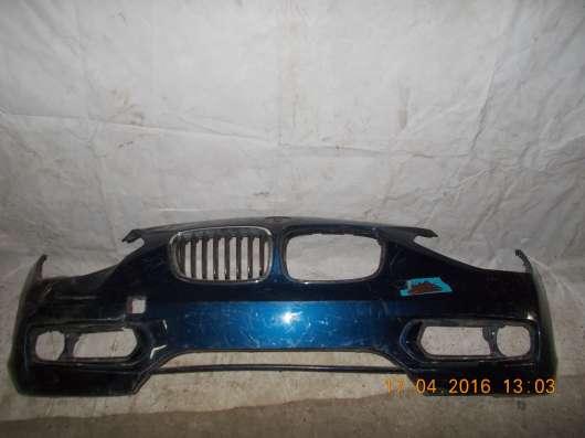 Передний бампер на BMW 1er F20 б. у
