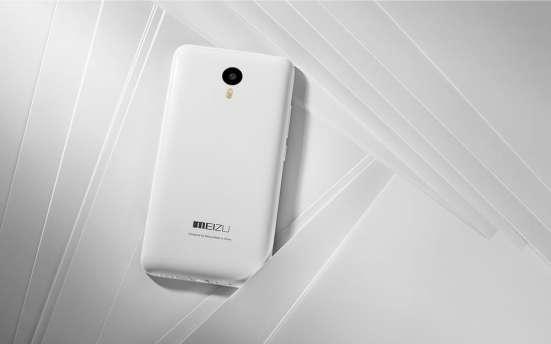 Смартфон Meizu M2 Note 16Gb LTE Dual Sim White