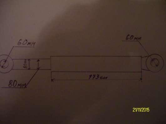 Гидроцилиндр /цилиндр/ гидравлика