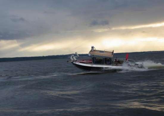 Продаем катер (лодку) Trident 720 CT