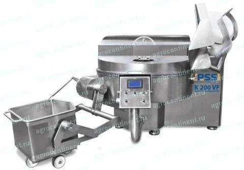Вакуумный куттер от лучшего производителя PSS Словакия