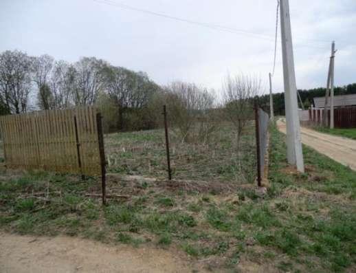 Продается земельный участок 21,5 соток под ЛПХ в д. Мышкино (Можайское водохранилище)119 км от МКАД по Минскому Можайскому шоссе. Фото 2