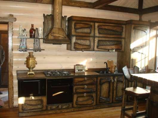 Отделка бань деревом под ключ, мебель для бани в Краснодаре Фото 3