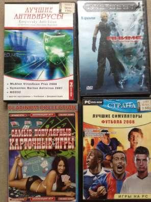 Продаю DVD, CD диски