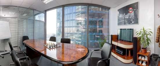 Предлагаем переговорную комнату Москва-Сити башня Федерация Фото 2