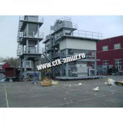 Асфальтный завод