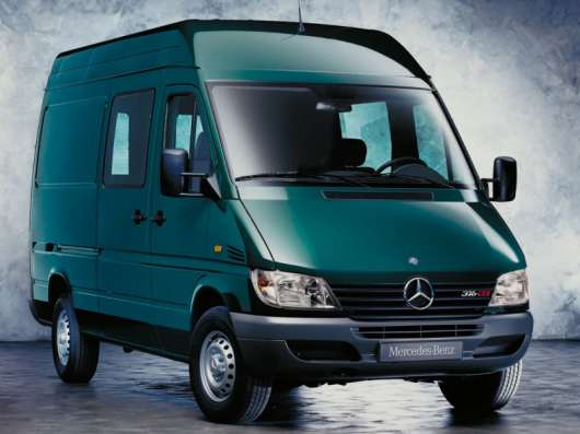 Разборка Mersedes Benz Sprinter 1996-206