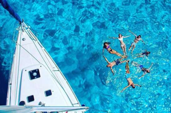 Индивидуальные туры на парусной яхте на Родос