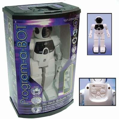Программируемый робот, 36 функций Silverlit (Сильверлит)