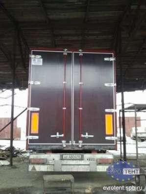 Ворота на прицепы, грузовой автотранспорт, тенты, каркасы
