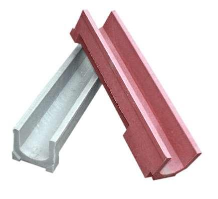 Водосток (лоток ливневый) полимерпесчаный в Пензе Фото 1