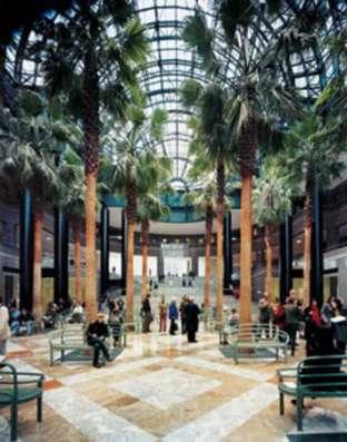 Зимние сады и оранжереи для загородных домов, офисов, торговых центров