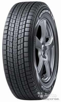 Новые липучки Dunlop 285/60 R18 Winter Maxx SJ8