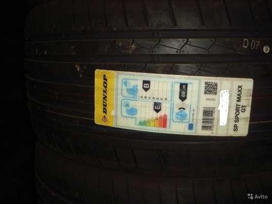 Новые Dunlop 285/35ZR19 Sport Maxx GT MFS ZR