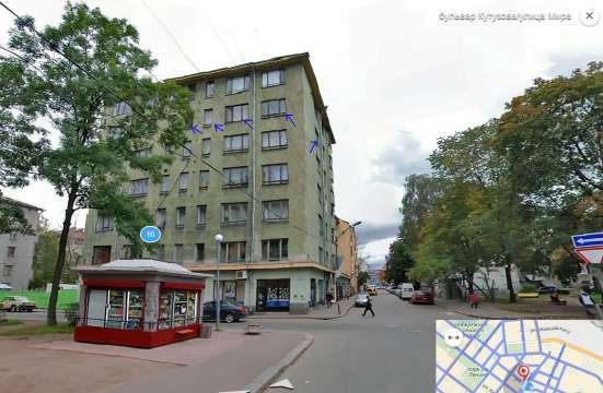 КВАРТИРА в Финском доме, центр города в г. Выборг Фото 2