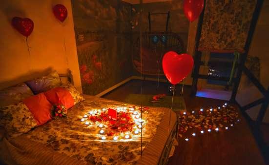 Романтическое свидание в пентхаусе Красноярск
