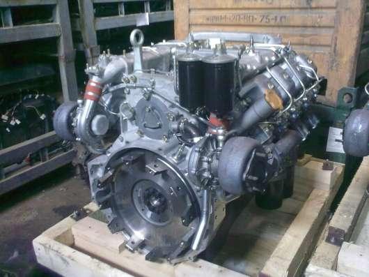 Двигатель на КАМАЗ