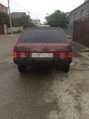 Продажа авто, ВАЗ (Lada), 2108, Механика с пробегом 150000 км, в г.Ессентуки Фото 1