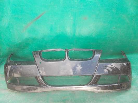 Передний бампер BMW e90