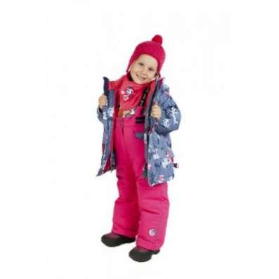Новый зимний костюм для девочки Deux par Deux