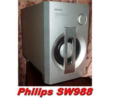 Сабвуфер Philips SW988 — активный,