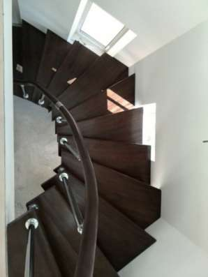 Модульные лестницы в Москве Фото 2