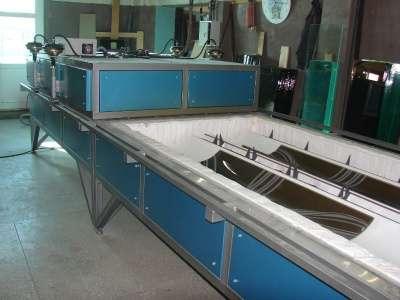 Печь для моллирования стекла FMG ПГМ-2111