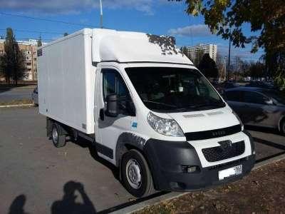 грузовой автомобиль Peugeot Boxer