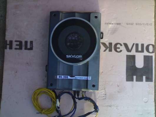 Сабвуфер активный Shuttle BS-200 Skylor bass-или меняю