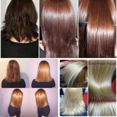 Кератиновое выпрямление волос в г. Можайск Фото 1