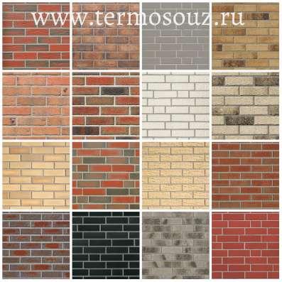Фасадные клинкерные термопанели по честным ценам в Краснодаре Фото 4