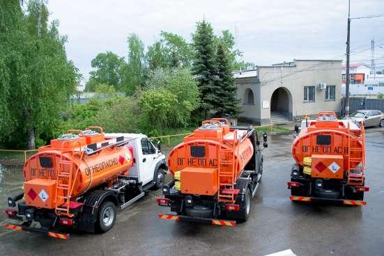 Топливозаправщик АТЗ-5,3 ГАЗон NEXT C41R13