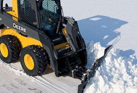 Ремонт и покраска снегоуборочных машин