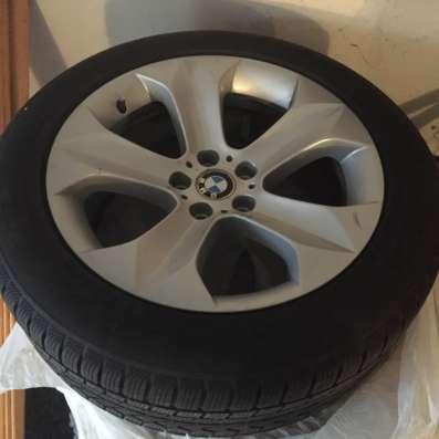 Продам колеса для внедорожника BMW