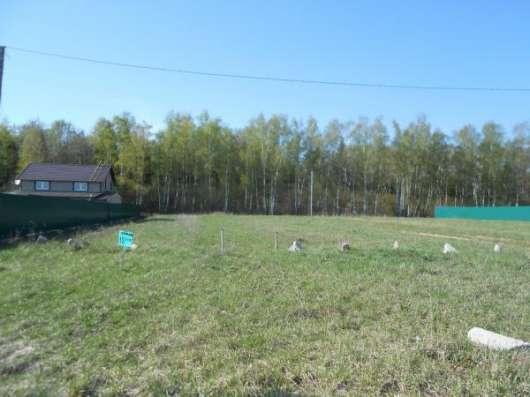 Купить земельный участок 14 соток в д. Павлищево, Можайского района,100 км от МКАД по Минскому шоссе.