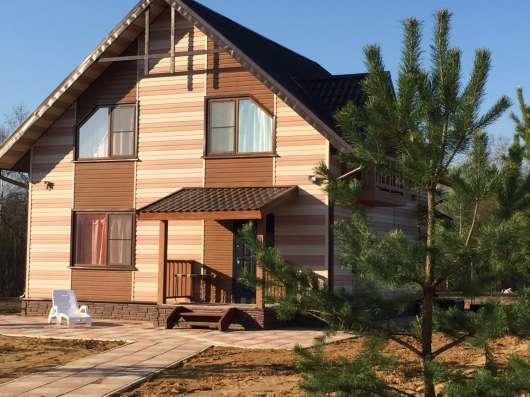 Продам новый коттедж 180 м 23 км от МКАД Рогачевское ш в Лобне Фото 1