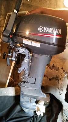 Лодочный мотор ямаха 15 новый в Ульяновске Фото 2