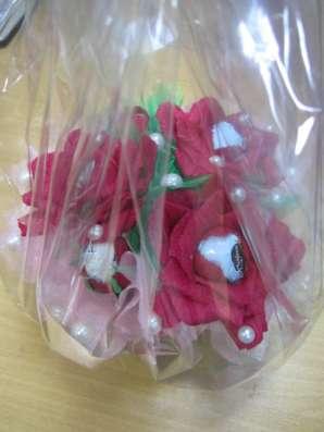 Корзины с конфетами