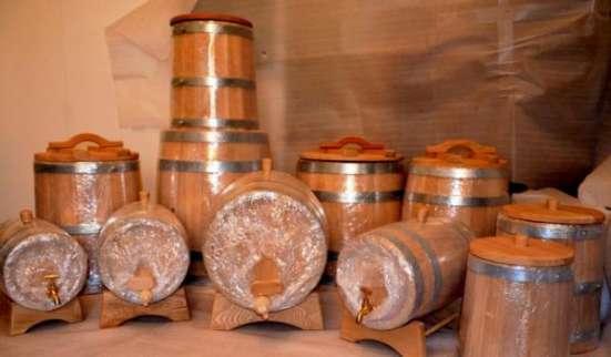 Дубовые бочки от 3-х литров