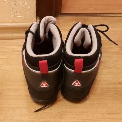 Ботинки лыжные ХС SPORT BLACK RED 42 размер