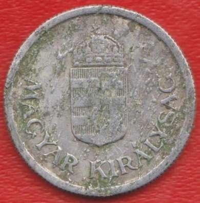 Венгрия 1 пенге 1944 г